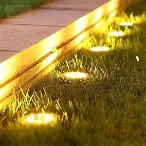 landscape and garden lighting