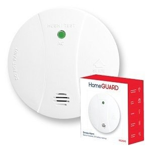 smoke alarms supplied and installed in property