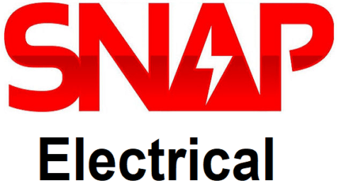 snap electrical logo