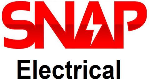 snap electrical logo